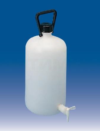 Бутыль 10 л для сбора и хранения жидких химреактивов