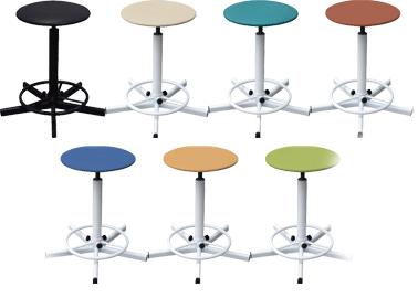 Лабораторная мебель, производитель лабораторной мебели, стулья лабораторные, медицинская лабораторная мебель, табурет лабораторный М92-04