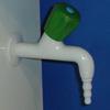 Лабораторная мебель цельнометаллическая ММЛ : Кран водяной шаровой