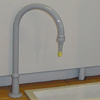 Лабораторная мебель цельнометаллическая ММЛ : Кран водяной моно