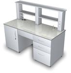 Лабораторная мебель ММЛ - Стол лабораторный ММЛ-08