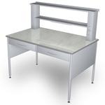 Лабораторная мебель ММЛ - Стол лабораторный ММЛ-34