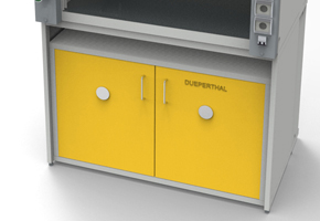 Лабораторная мебель NordLine - Шкафы вытяжные - Вентилируемая тумба для ЛВЖ