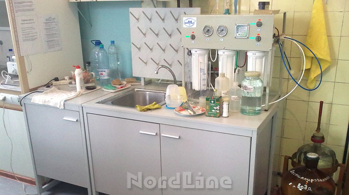 Лабораторная мебель NordLine